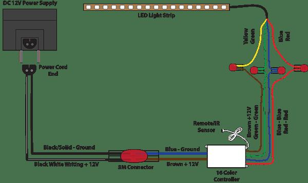 Hs Lamp Wiring Diagram on
