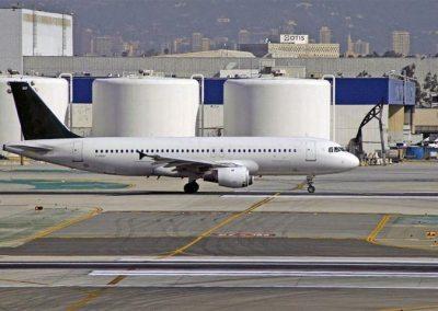 A380 Modifications - Los Angeles International Airport, Bradley International Terminal, CA