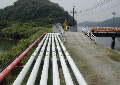 API 570 Pipeline Inspection & Repair - Misawa Air Base, Japan