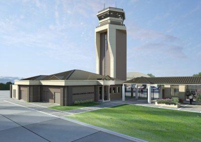 Air Traffic Control - Dobbins Air Reserve Base, GA and Grissom Air Reserve Base, IN