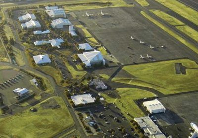 Aircraft Apron, Taxiway & Infrastructure Project - Portland Air National Guard Base, Portland, OR