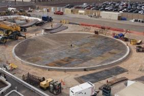 Aircraft Fuel Facility Expansion McCarran International Airport Las Vegas Nevada 5