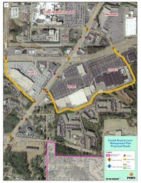 Austell Road Access Management Plan Cobb County Georgia 2