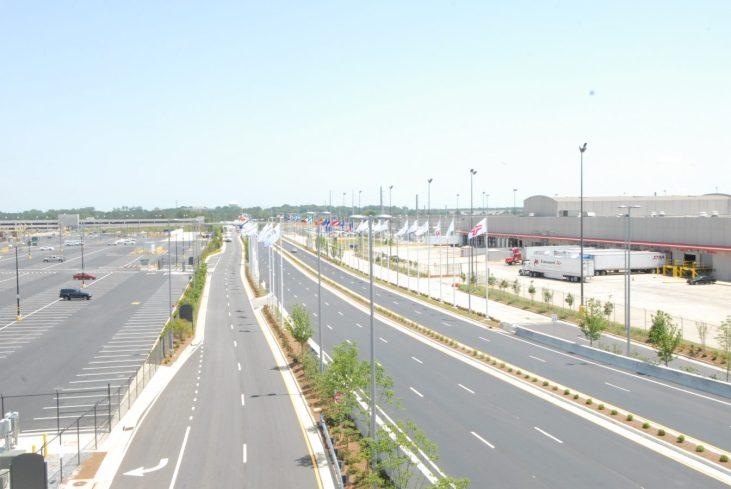 Aviation Boulevard Hartsfield-Jackson Atlanta International Airport Atlanta Georgia 1