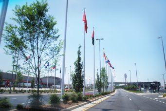 Aviation Boulevard Hartsfield-Jackson Atlanta International Airport Atlanta Georgia 3