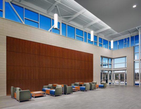 Barrow Academic Building 10