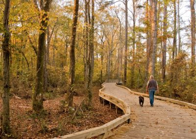 Big Creek Greenway Multi-Use Trail - Forsyth County, GA