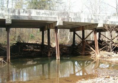 Bridge Replacement - Amicalola Creek & Afton Road - Dawson County, GA