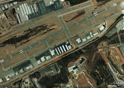 Briscoe Field Runway 07 Rehabilitation & Extension - Gwinnett County Airport, Lawrenceville, GA