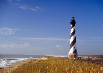 Cape Hatteras Lighthouse - Structural Analysis & Renovation