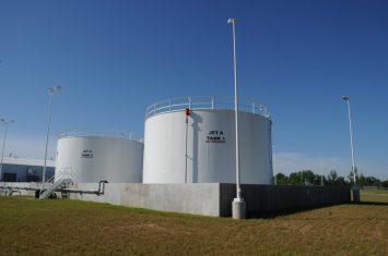 FedEx Fuel Farm & Glycol Dispensing Piedmont Triad International Airport Greensboro North Carolina 4