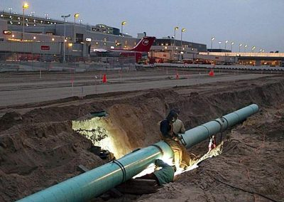 Fuel System Expansion & Upgrade - Minneapolis-St. Paul International Airport, MN