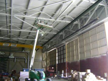 Greenside Type II Maintenance Hangar Marine Corps Base Quantico Virginia 2