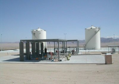 Jet Fuel Storage Complex - Marine Corps Air Ground Combat Center Twentynine Palms, CA