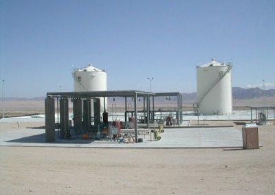 Jet Fuel Storage Complex - Marine Corps Air Ground Combat Center Twentynine Palms, CA