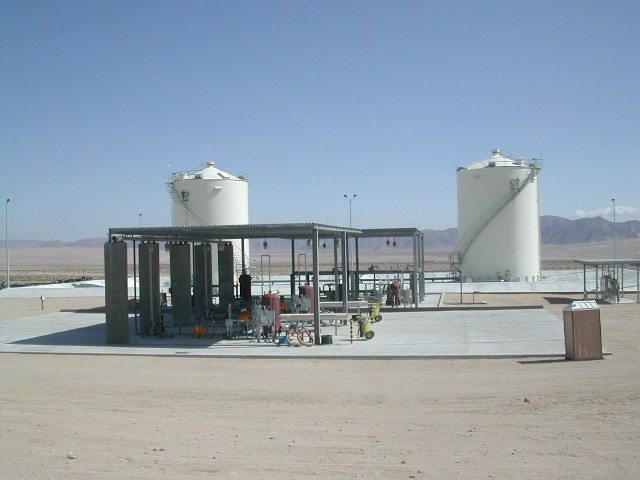 Jet Fuel Storage Complex Marine Corps Air Ground Combat Center Twentynine Palms California 4