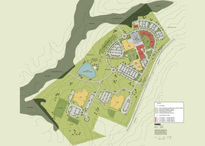 Campus Master Plan - Lanier Technical College - Winder, GA
