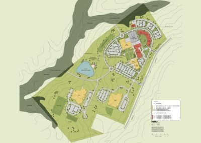 Campus Master Plan - Lanier Technical College - Winder, GA