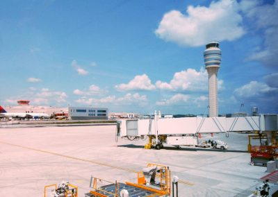 Embankment & Utilities Relocation - Hartsfield-Jackson Atlanta International Airport, GA