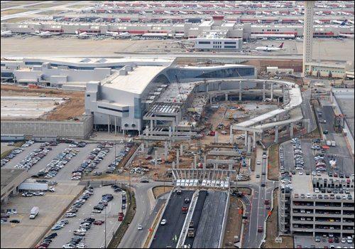 MHJIT Embankment & Utilities Relocation Phase 3 Hartsfield-Jackson Atlanta International Airport Atlanta Georgia 4