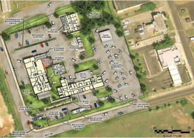 Master Plan and Full Buildout, Ramey Sector & Station Border Patrol - Aquadilla, Puerto Rico