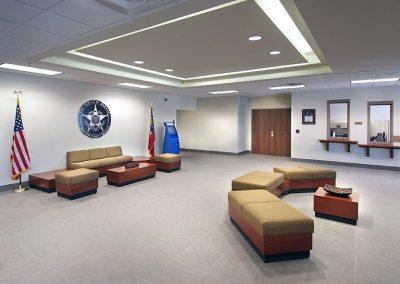 Morgan County Public Safety Complex & Jail - Madison, GA