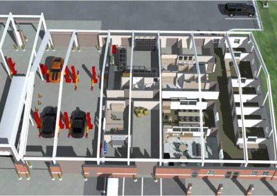 Motor Transportation Facility - Marine Corps Recruit Depot Parris Island, SC