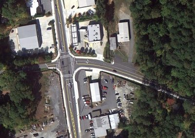 Pedestrian & Safety Improvements Old McEver Road - Cobb County, GA