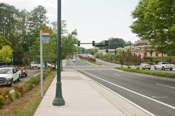 Perimeter Center West Improvements Atlanta Georgia 3