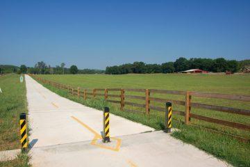 Silver Comet Trail Rockmart to Cedartown Polk County Georgia 4