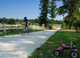Silver Comet Trail Rockmart to Cedartown Polk County Georgia 7