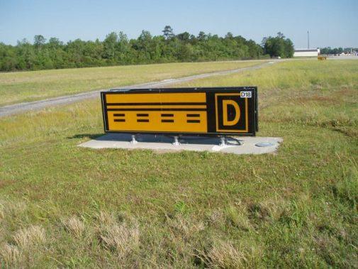 Visual Air Navigation Facilities Upgrade Runway 03-21 Charleston International Airport Charleston South Carolina 1