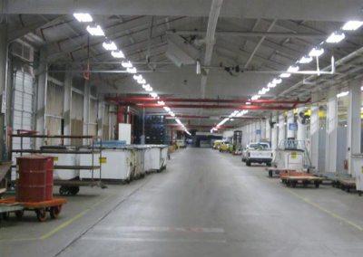 Lockheed Martin Upgrade Lighting - Marietta, GA
