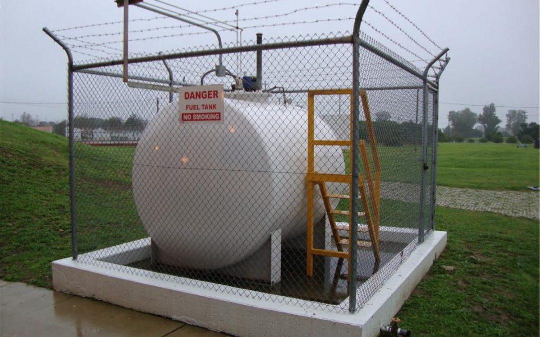 Storage Tank Management Plans - Nationwide