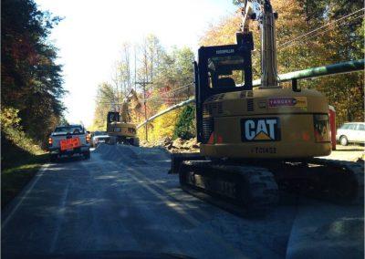 Blue Ridge Pipeline - Gilmer County, GA