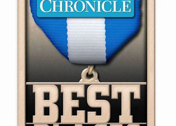 """Once again, Pond is one of the """"Best Places to Work!"""""""