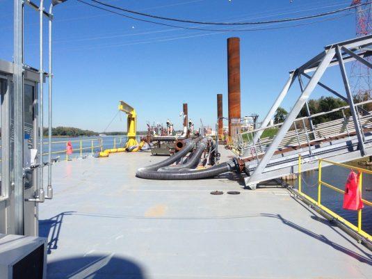Mississippi River Crude Terminal, Pipeline, Rail & Barge