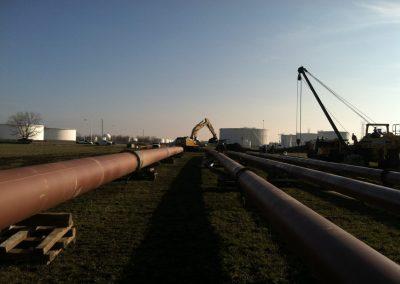 Mississippi River Crude Terminal, Pipeline, Rail & Barge - Hartford, IL