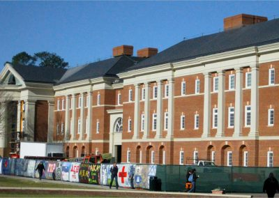 Science Building Phase One - Christopher Newport University