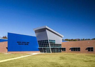 Army Reserve Center - Winder, GA