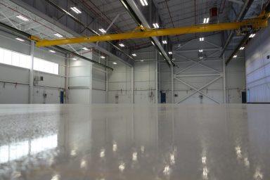 Predator LRE Aircraft Maintenance Hangar Fort Huachuca Arizona 3