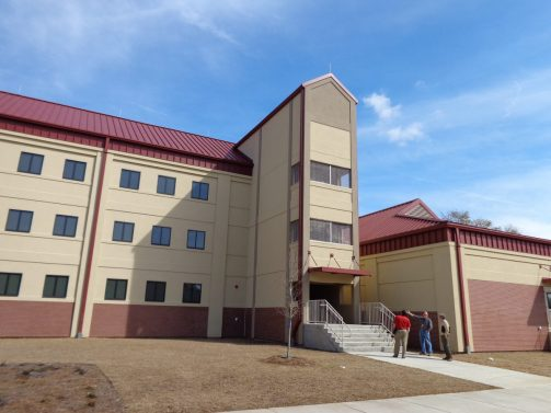 Hammerhead Barracks Renovation Fort Benning Georgia 1
