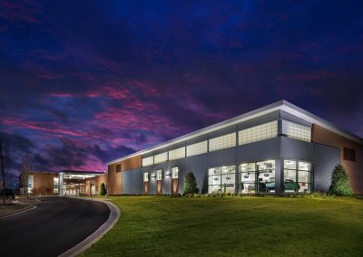 Barrow Academic Building - Lanier Technical College - Winder, GA