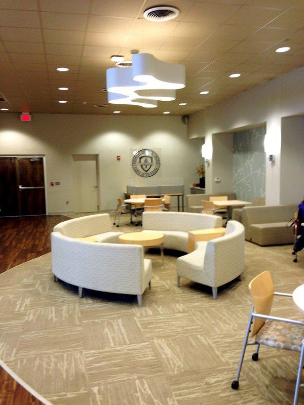 piedmont technical college student center pond company. Black Bedroom Furniture Sets. Home Design Ideas