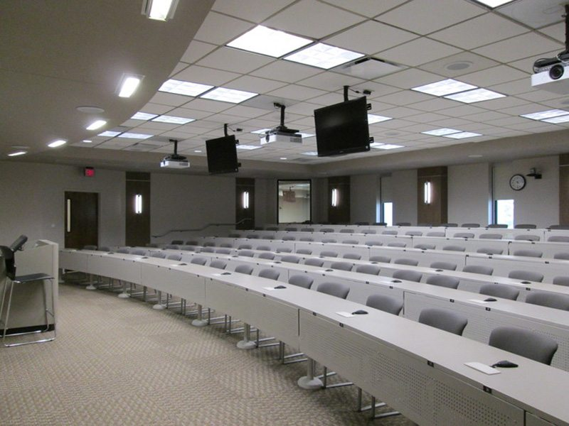 Coker College Classroom Renovation