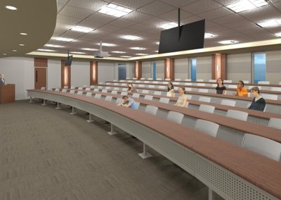 Coker College Classroom Renovation - University of South Carolina