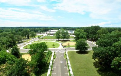 Pond's Mableton Town Square in Cobb County garners design award