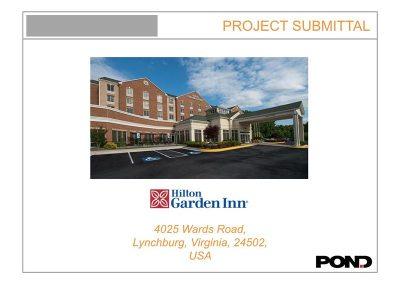 Hilton Garden Inn - Lynchburg, VA