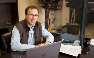 Glenn Martin joins Pond's Environmental Services group