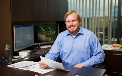 Stephen Bailey, PWS, joins Pond as Environmental Services Program Manager